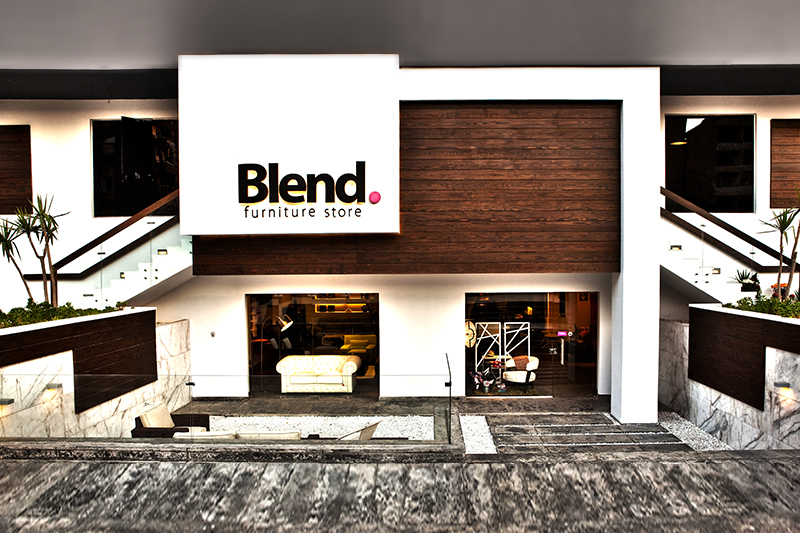 Blend Furniture Store